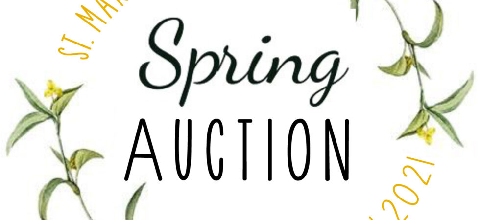 Spring Auction 2021